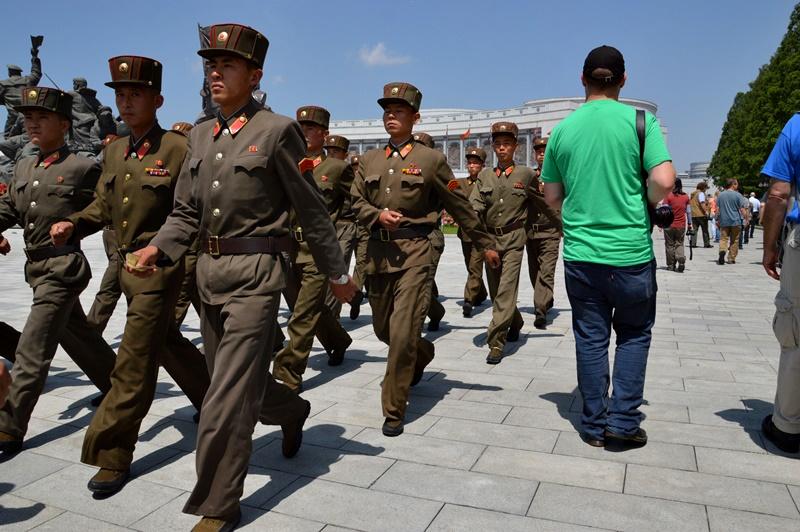 루마니아 친구가 여행한 북한의 인상적인 사진 50장