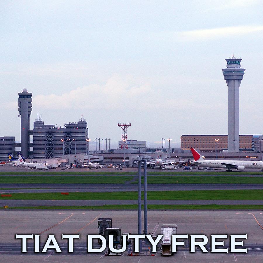 도쿄쇼핑의 피날레~ 하네다 국제공항 TIAT 면세점