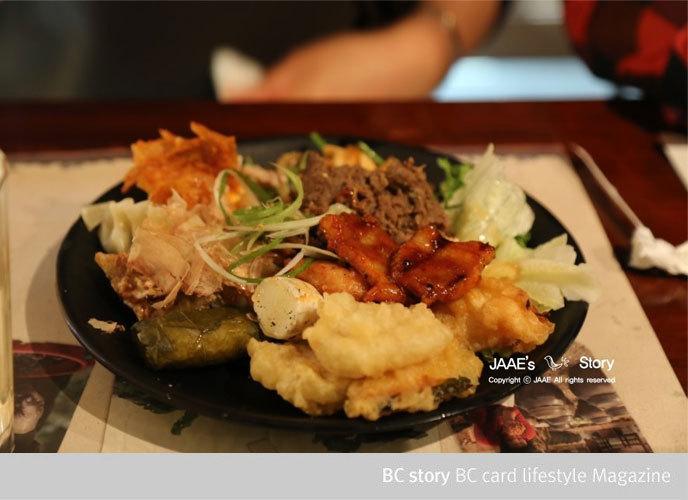 계절밥상의 추천 메뉴 비빔밥