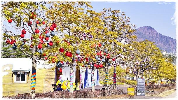 봄나무 봄주머니