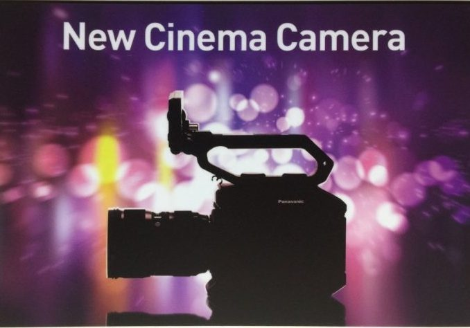 파나소닉 new cinema camera ??