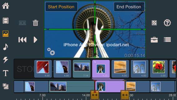 Pinnacle Studio for iPhone 아이폰 동영상 편집 추천 앱