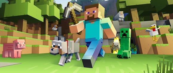 마인크래프트(Minecraft)