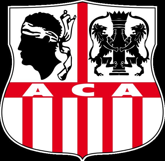 AC Ajaccio emblem(crest)