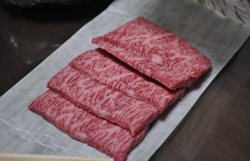 소고기 마블링 Beef Marbling