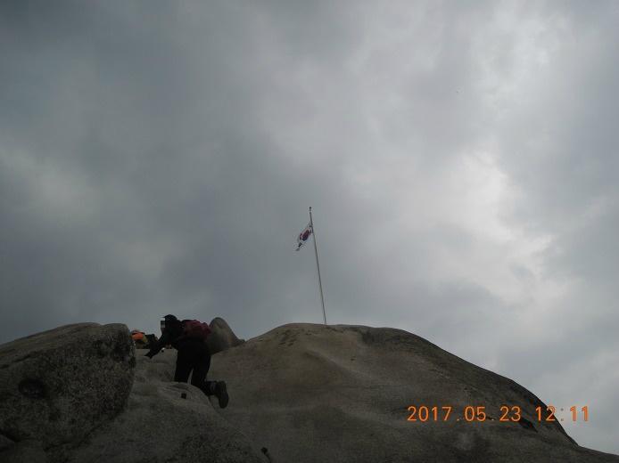 불암산 등산코스 등산지도
