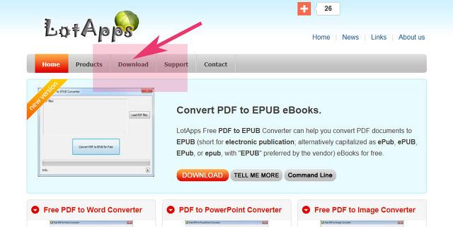 PDF를 JPG 이미지로 변환 하는 Free PDF to JPG Conver 다운 및 사용방법