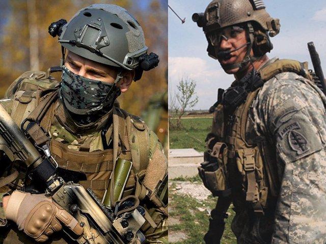 데일리노트 러시아 특수부대가 미군의 전술과 장비를 따라하는 이유