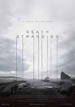 [BP/IT] 코지마 히데오 감독의 신작 - 데스 스트랜딩(Death Stranding)