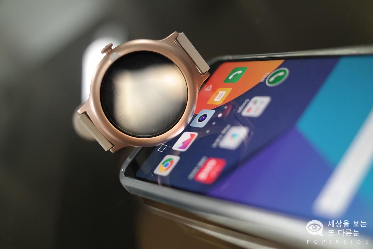 LG 스마트워치 스타일의 장점? 착용감 & 안드로이드웨어2.0
