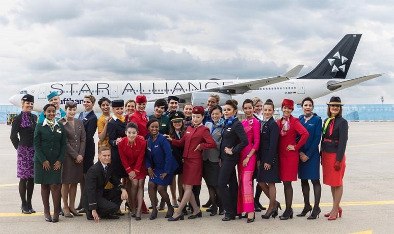 스타 얼라이언스 (Star Alliance) 항공사