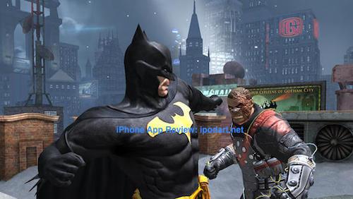 배트맨 아캄 오리진 아이폰 아이패드 베스트 무료 게임