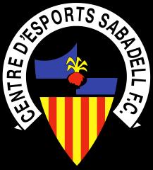 CE Sabadell emblem(crest)
