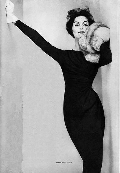 Emptyeyed 50s Classic Fashion 1950 1959