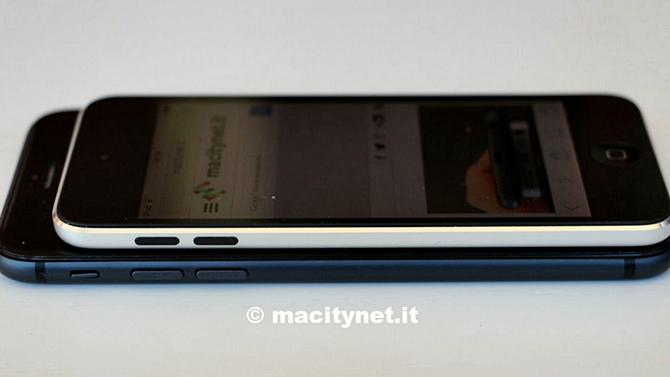 아이폰6 5.5 디자인, 아이폰6 4.7 디자인