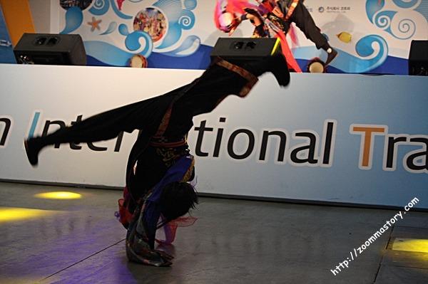 오키나와전통춤,일본,부산국제관광전