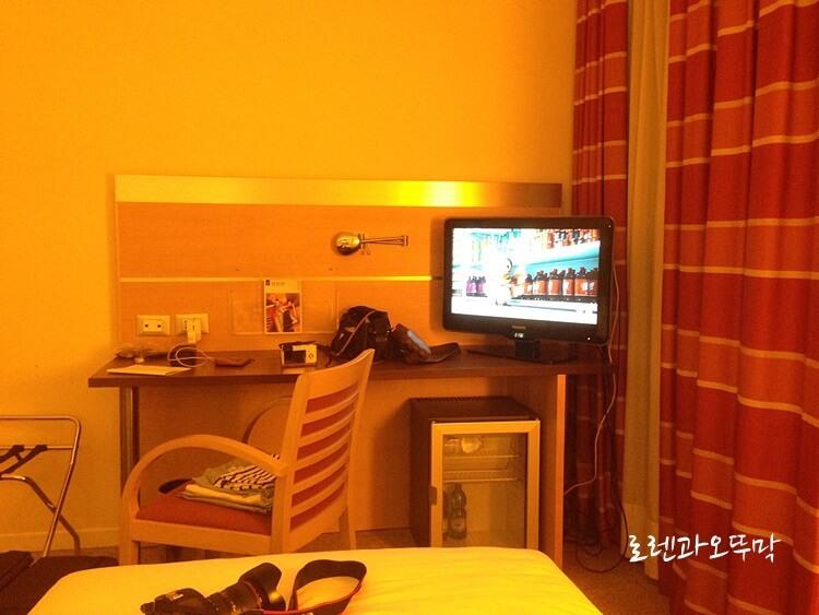 이탈리아 밀라노 호텔 'IDEA HOTEL MILANO SAN SIRO' 1박8