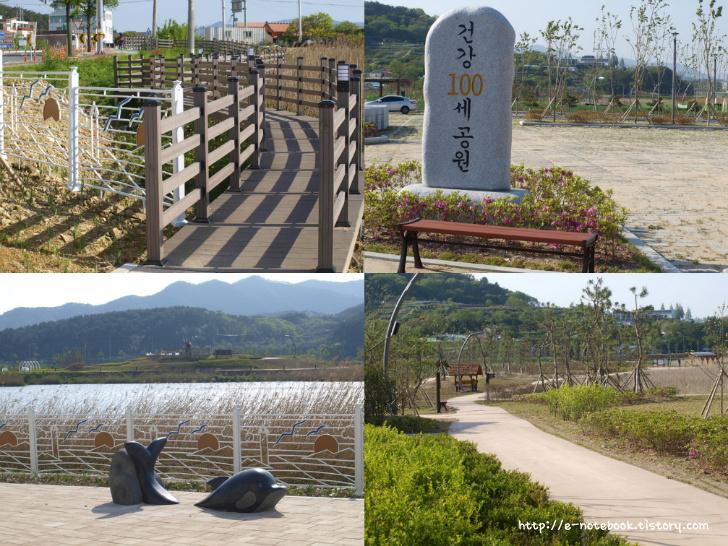 고성읍 수남리 생태공원1