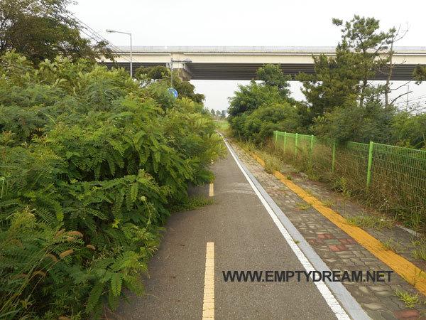 정서진 아라타워에서 청라 국제도시 공항철도 전철역 걸어가기