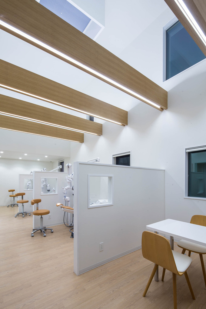 아이치현 요코이 덴탈 크리닉 Iks Design Msd Office Yokoi Dental