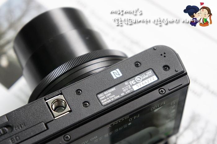 소니 rx-100 mk2,