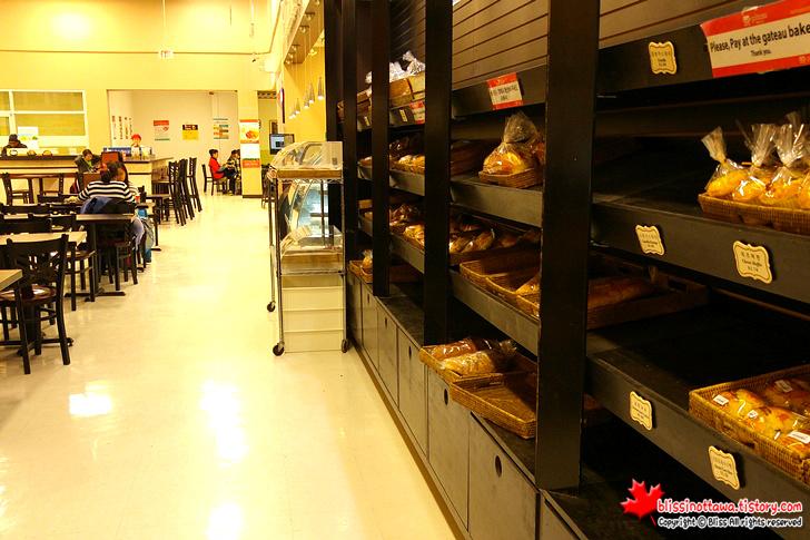캐나다 토론토 한국 식품점 제과점