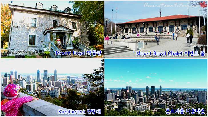 몬트리올 몽 로열 산입니다