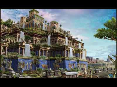 바빌론 공중정원