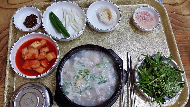 용인 돼지국밥