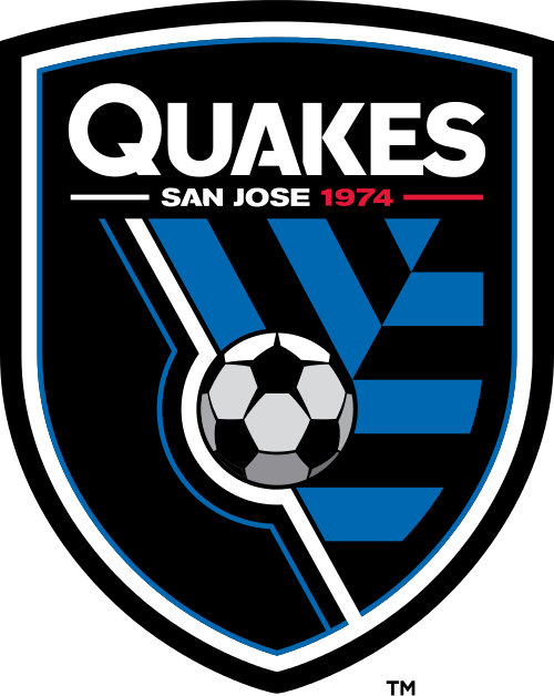 San Jose Earthquakes emblem(crest)