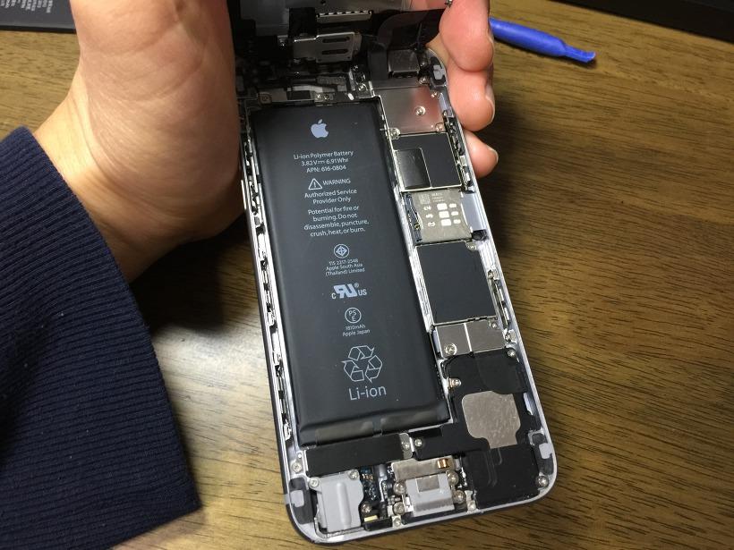 아이폰6 분해