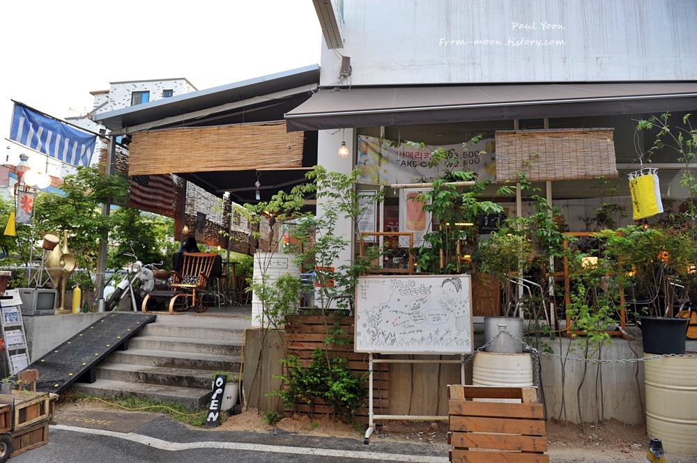 [천안 신부동 카페] 일본 분위기 물씬 풍기는 천안 알토 커피, 아르또 커피 (천안 카페 아르또 / 신부동 알토커피 / 천안 터미널 알토커피 / 천안 터미널 카페 / 천안 신부동 카페 /  Cafe AAlto coffee)