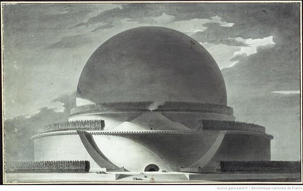건축의 외형 - '구' (sphere)