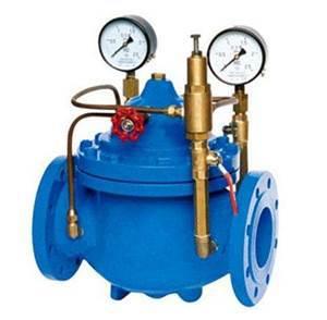 제어 밸브 종류 (공압, 압력, 유량, 방향)