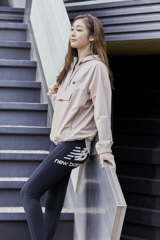 newBalance 2018ss Yuna Kim_15_WOMEN 루즈픽 아노락