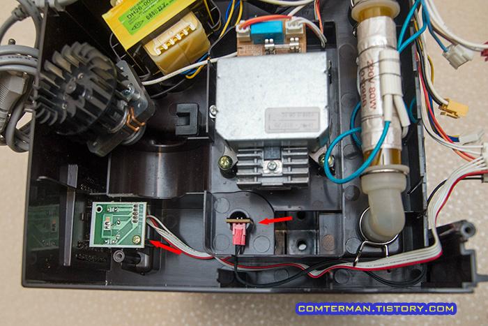 삼성 가습기 HU-5580S 습도 센서