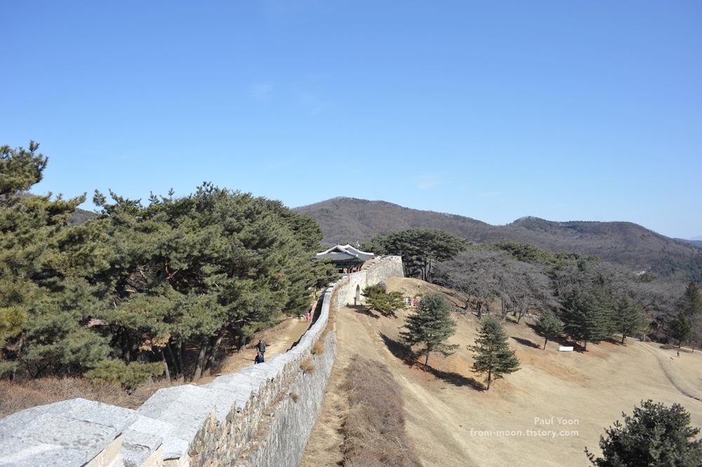 [청주 여행] 산성길 한바퀴 걷기, 청주 상당산성 [청주 가볼만한 곳 / Sangdangsanseong Fortress in Cheongju / 淸州 上黨山城]