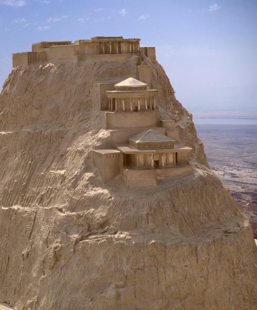 이스라엘 마사다 요새(Masada)
