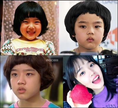 김향기 배우 변천사