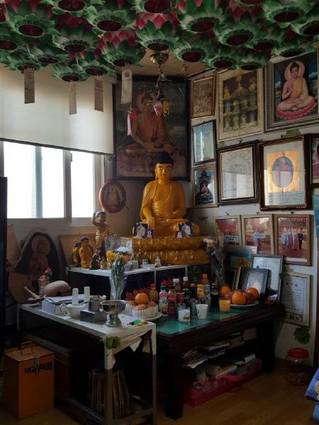 벚꽃 바람과 염불소리 06 경기도 김포시 방글라데시 불교 문화 - 방글라데시인 절 보타사