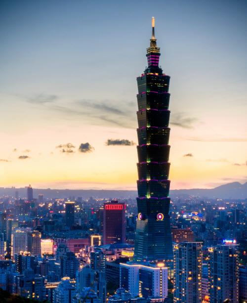 대만 타이베이101(Taipei 101)