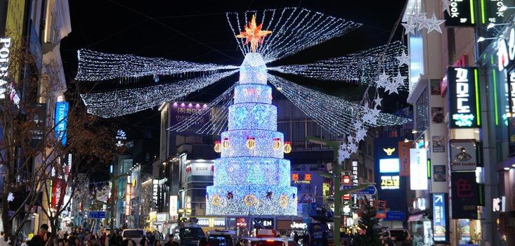 부산 크리스마스 트리 문화축제 : 부산이 들려주는 따스한 크리스마스 이야기