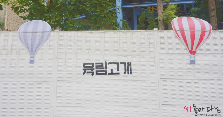 춘천 육림고개
