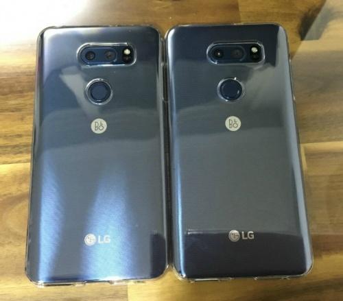 커플 LG V30