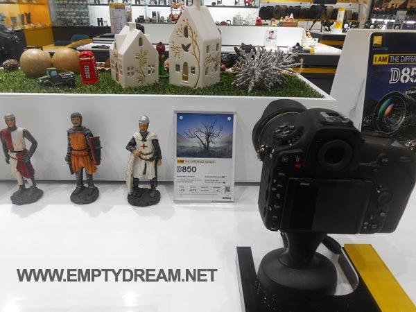 카메라 체험하기 - 니콘 디지털청풍
