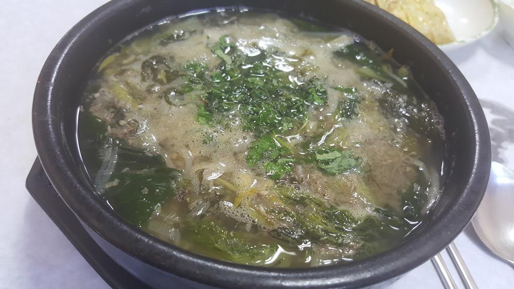 [거제도 장승포 맛집]정추어탕 장승포점