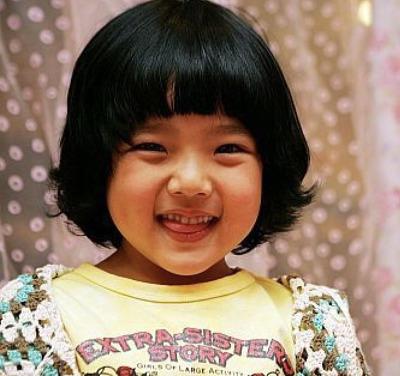 어린시절 김향기