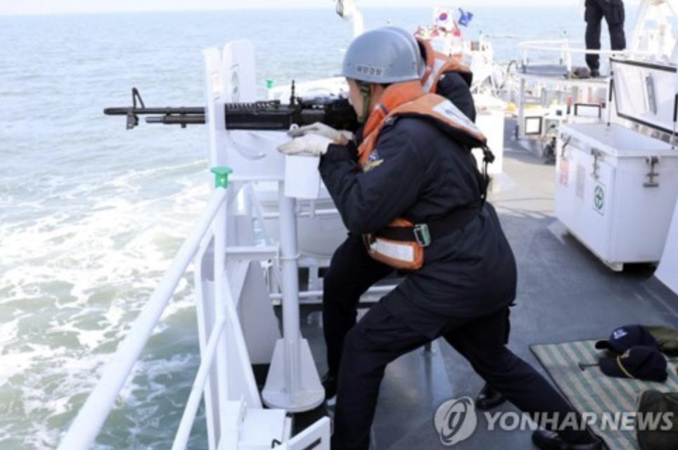 서해의 중국 어선을 위한 대책을 알려주마.