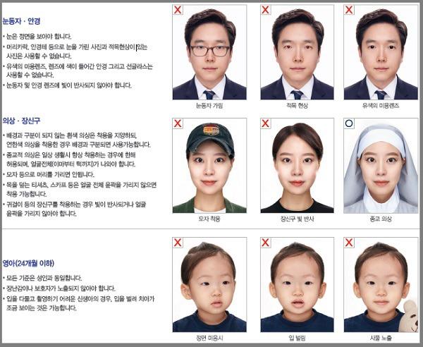 외교부 여권사진 규격 완화