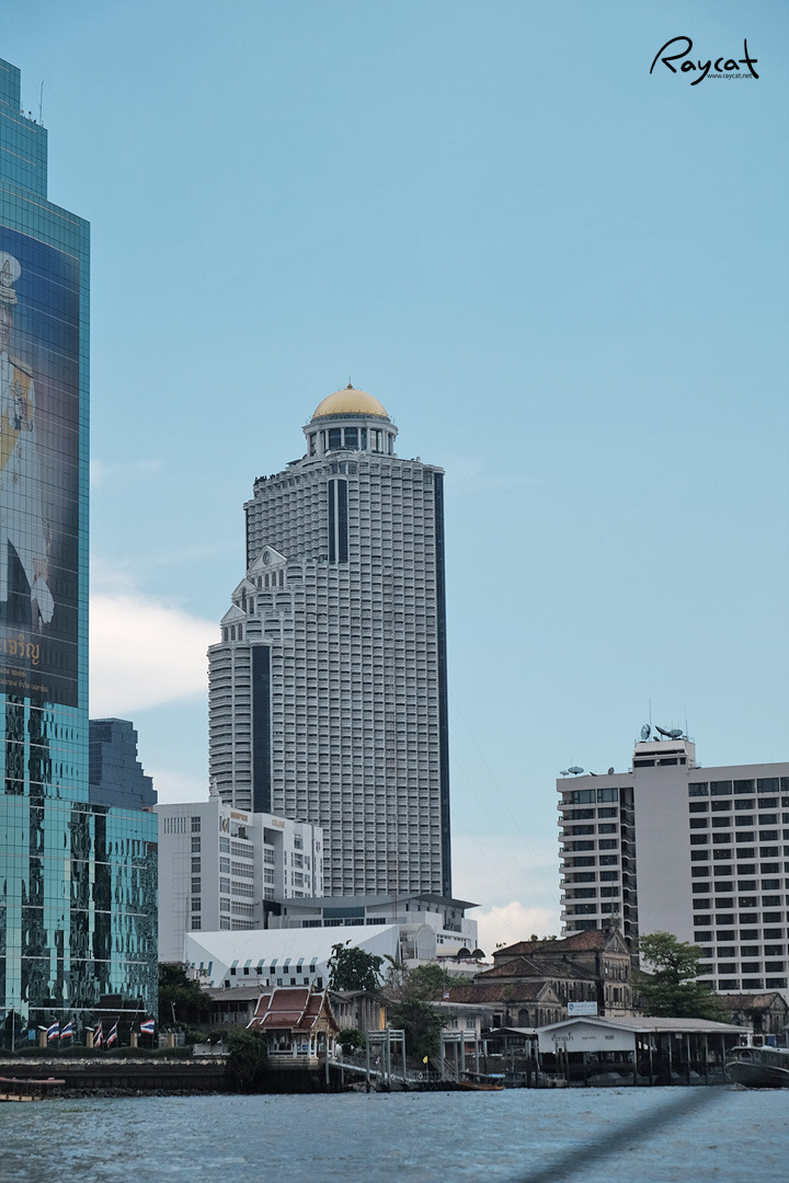 최고의 전망 방콕 르부아 앳 스테이트 타워 호텔 리버뷰 객실 후기